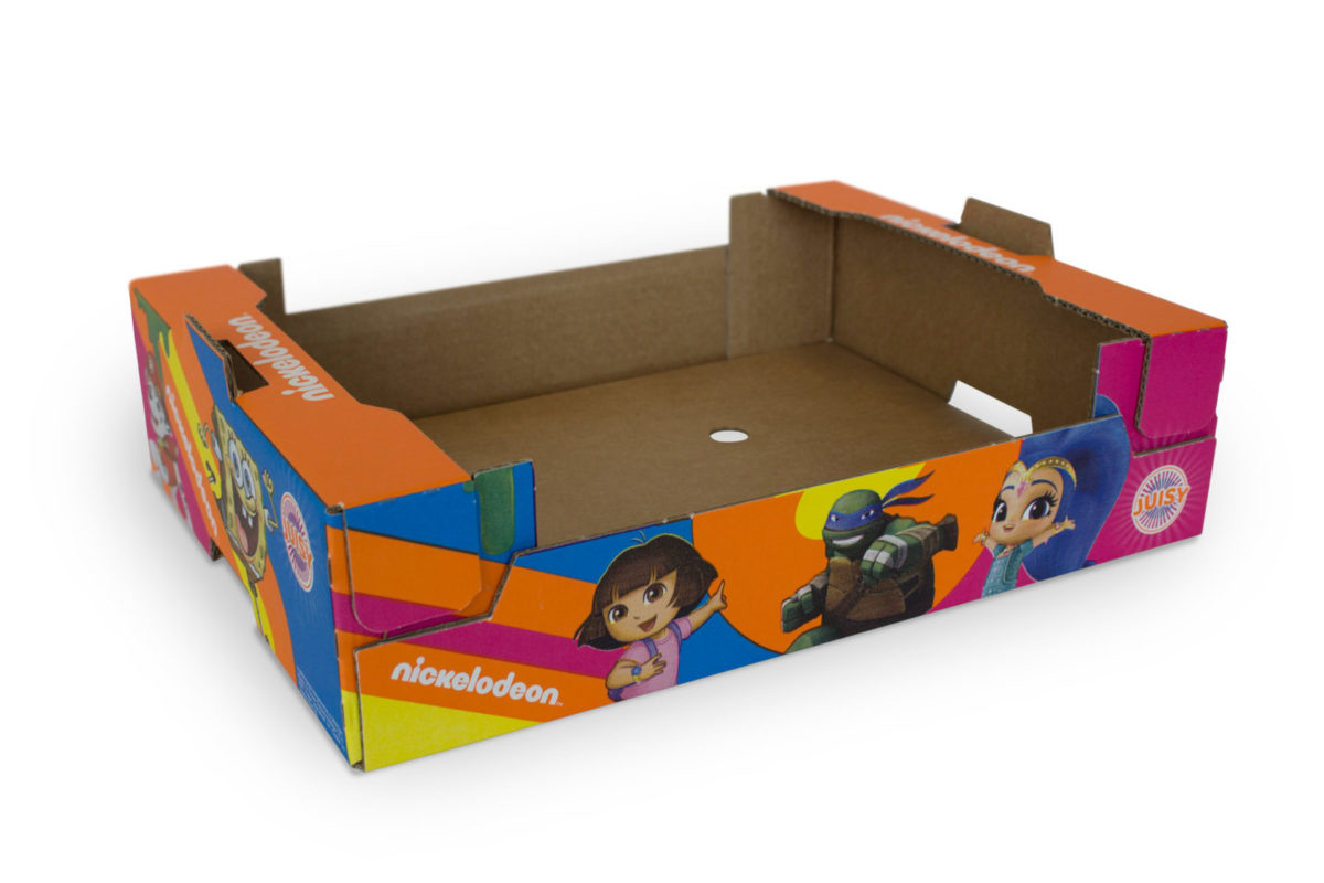 Display doos van Nickelodeon