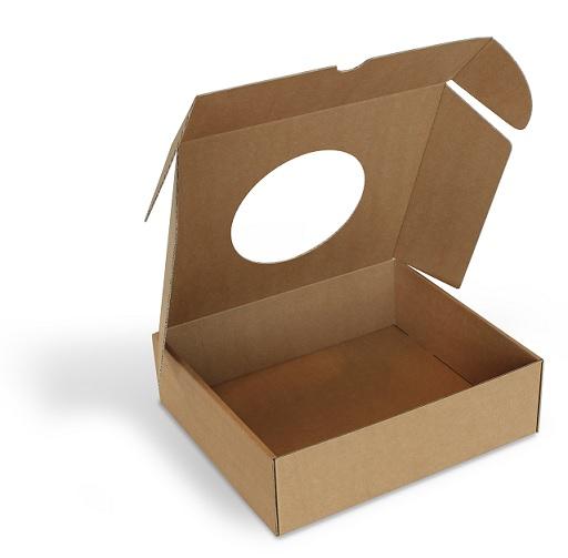 Karton op maat verpakking
